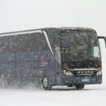 Transport autocar tabara ski