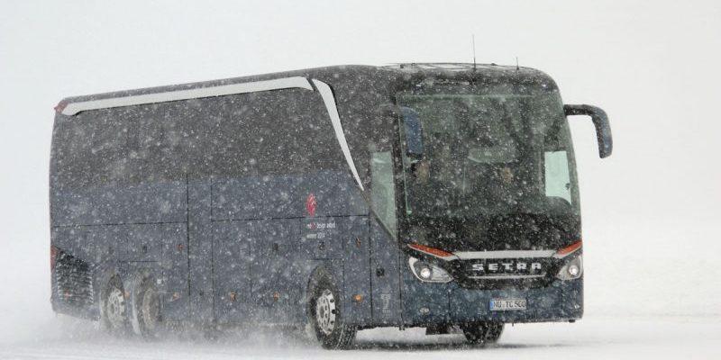 Transport in Tabara de Ski
