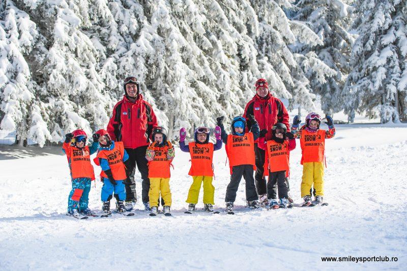 Revelion la schi