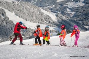 Grupa copii in Vacanta ski Austria