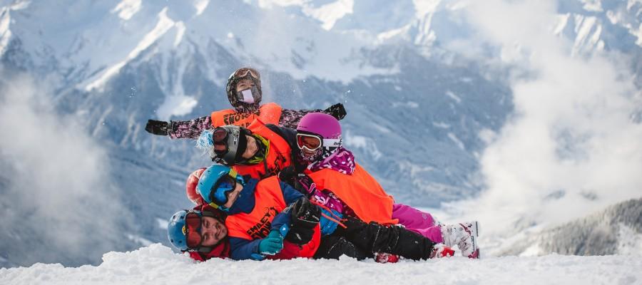 Vacante ski Austria