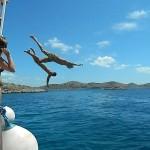 Tabara la mare Croatia