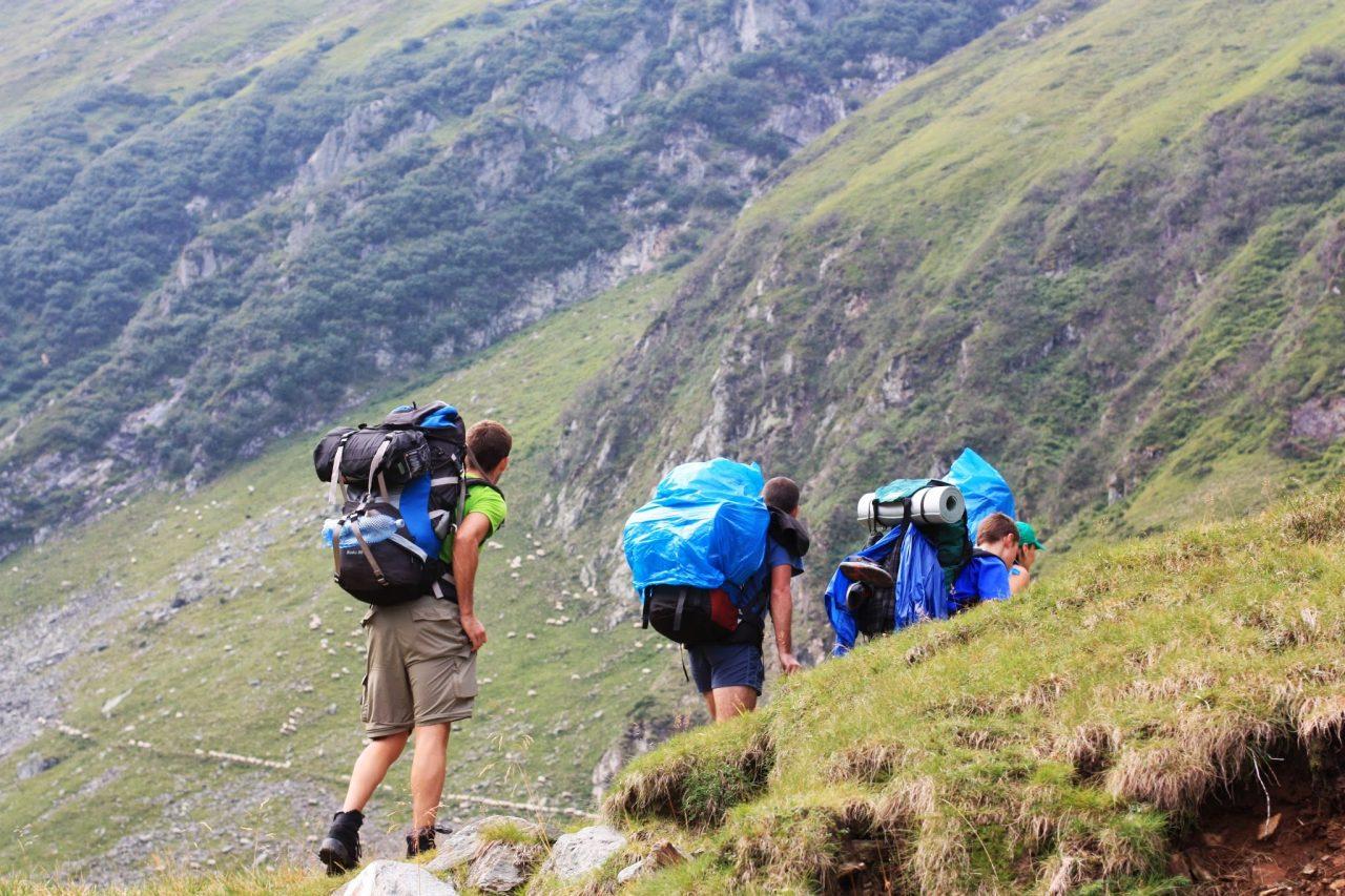 Echipament pentru tabara la munte