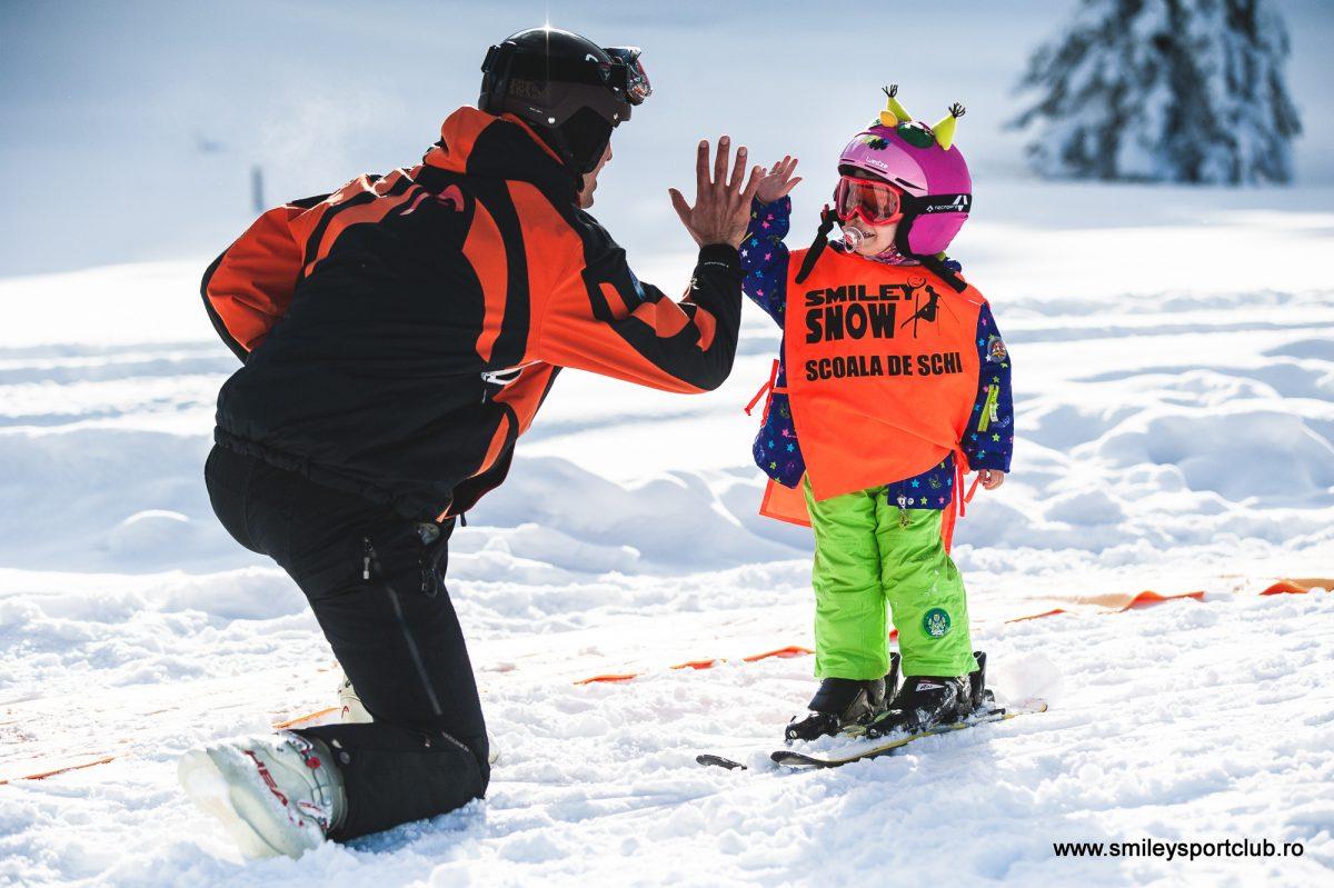 Vacanta ski in familie