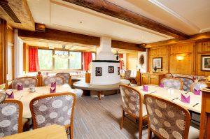 Restaurant Hotel ski Austria
