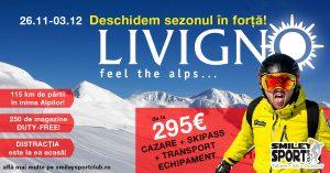 Deschidere sezon ski