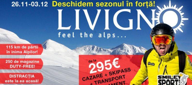 Deschidere sezonn schi 2016 – 2017