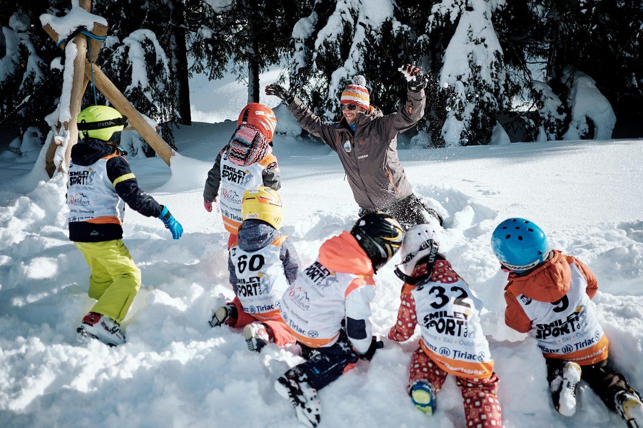 joaca in vacanta ski Austria