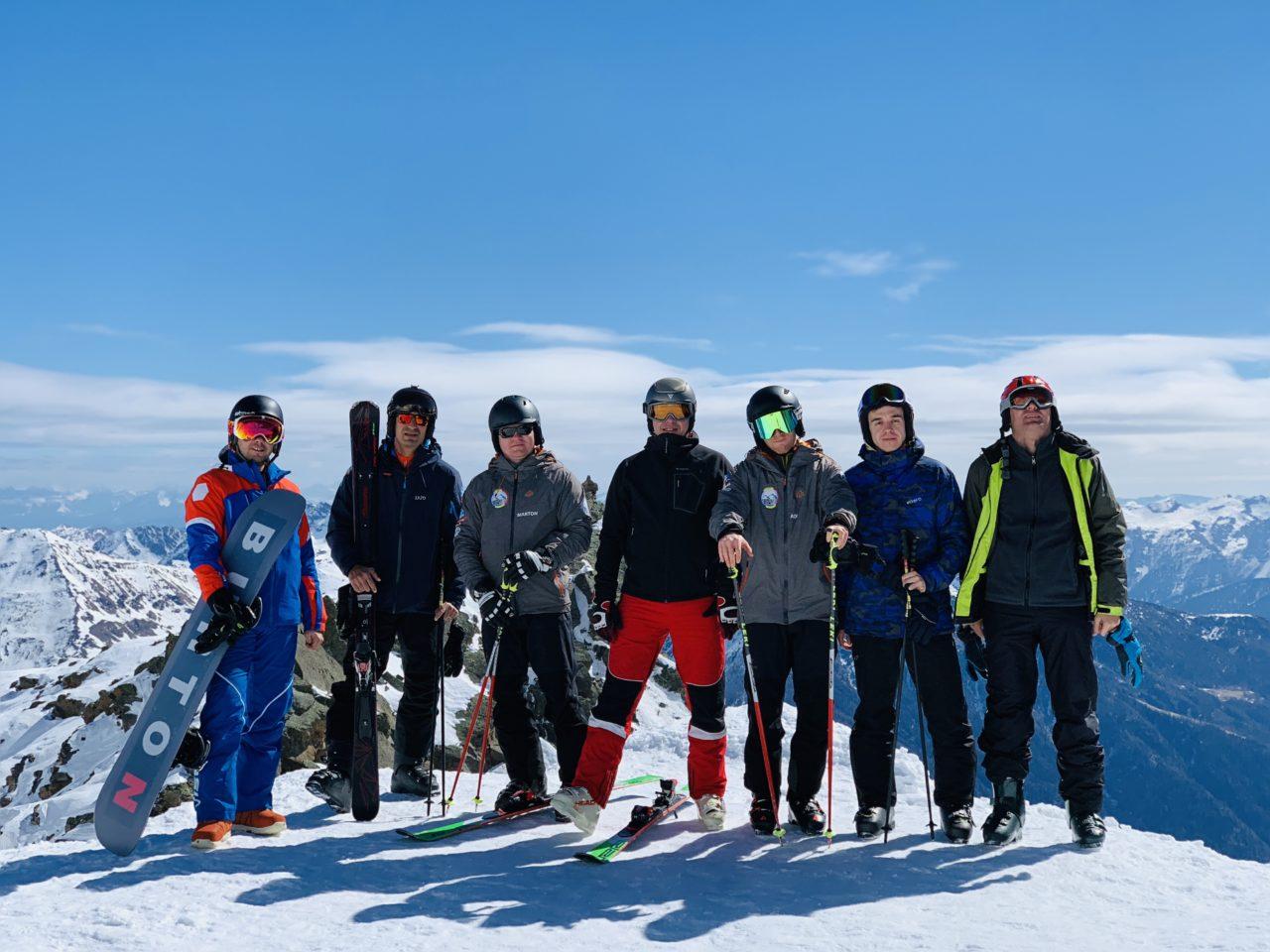 Tabere de ski - Adulti